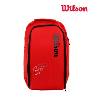 [윌슨] FEDERER DNA BACKPACK WRZ830896 - 레드