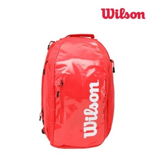 [윌슨] WRZ840896 SUPER TOUR BACKPACK 레드