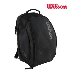 [윌슨] FEDERER DNA BACKPACK WRZ832896 - 블랙